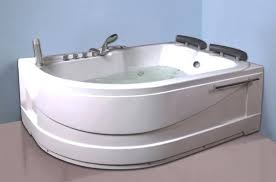air bath tub with heater 2 person indoor handle shower included images jacuzzi inline p