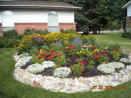 Small Round Flower Bed Design Small Flower Bed Designs Yahoo Image Search Results
