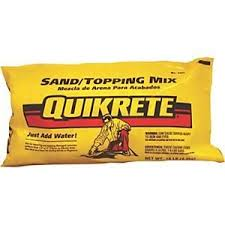 Quikrete Sand Mix 10lb The Compleat Sculptor