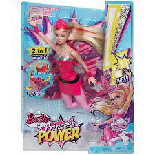 Nữ siêu nhân Barbie CDY61 - Đồ chơi Búp bê