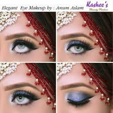 kashee s beautiful soft eye makeup