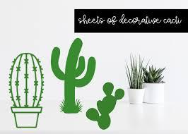 Cactus Classroom Theme