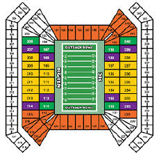 Outback Bowl Tickets 82 Hotels Near Raymond James Stadium