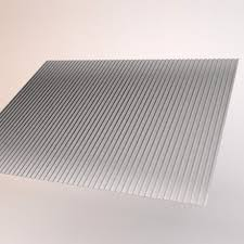 5 corrugated sheet metal royalty free 3d model preview no