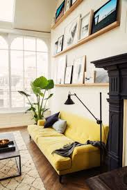Mustard Living Room Accessories 25 Best Ideas About Yellow Couch On Pinterest Colourful Living