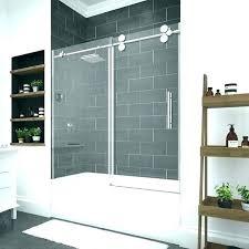 delta shower door handle curved tub doors handles dimensions