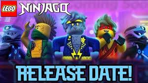 Ninjago Season 12: Korean Release Date REVEALED! - YouTube