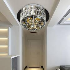 simple led european crystal chandelier lamp living room ceiling lamps porch small bedroom lighting energy saving corridor lamp dining room chandelier