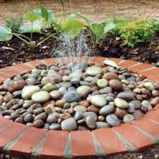 Amphora Rib Solar Fountain  Black Httpwwwdealsdirectcomau Solar Powered Water Feature With Lights