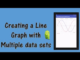 Line Chart In Android Studio Creating A Line Graph With Multiple Data Sets In Android Studio