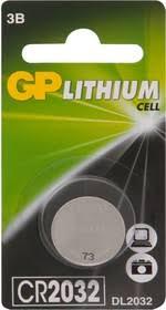 <b>CR2032</b> (DL2032), Элемент питания литиевый (1шт) 3В | купить ...