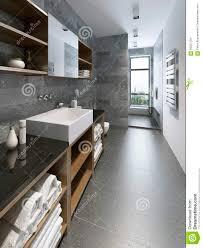 High Tech Bathroom High Tech Bathroom Design Stock Photo Image 59221704