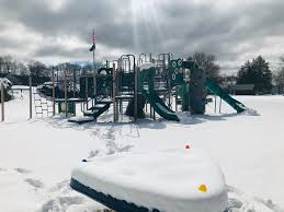 Keene Parks and Recreation - Remember when it snowed a few weeks ...