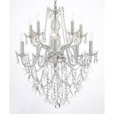 venetian 10 light crystal chandelier wayfair