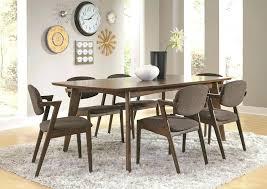 mid century modern dining table uk medium size of dining glass dining room tables modern dining