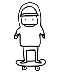 skateboard coloring pages printable skateboard coloring page from skateboard ramp coloring pages