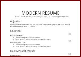 18 Better Career Objective For Resume Nadine Resume
