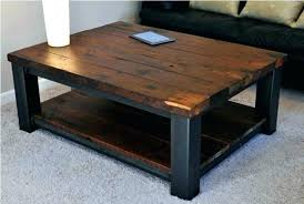 solid wood coffee table and end tables solid wood living room tables round coffee table black