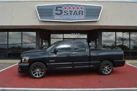 2006 Dodge Ram Pickup 1500 SRT-10 Base Automatic 4-Speed RWD ...