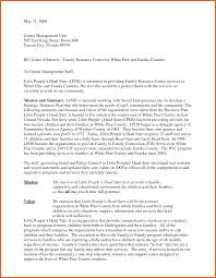 Letter Of Interest Examples Operations Manager Cover Letter Free
