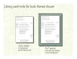 Library Checkout Template Library Card Wedding Invitations Together With Best Book Sign Out
