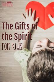 while we officially receive the gifts of the holy spirit at confirmation we can always