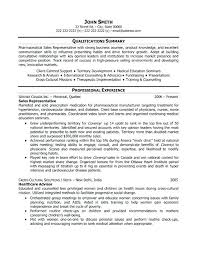 resumes that sell you a resume template for a sales representative you can  download it and