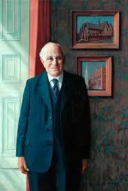 Dr Francis Johnson, Governor, 1980   Art UK