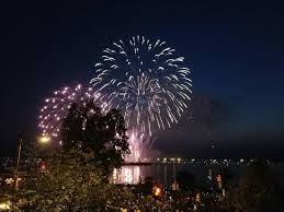 Celebration Of Lights Vancouver Time South Africa Dazzles Vancouver Few Issues Reported At