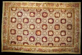 antique aubusson carpet 4349