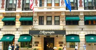 my trip to nyc the algonquin hotel the happy sloths beauty makeup review blog swatches beauty reviews