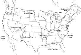 Small Picture United States Map Coloring Page Miakenasnet
