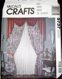 Curtain Patterns Mccalls New Inspiration