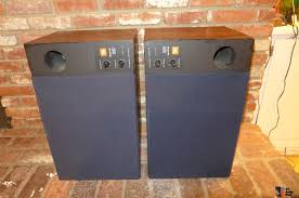 vintage jbl speakers. pair of vintage jbl 4411 studio monitors speakers made in usa jbl