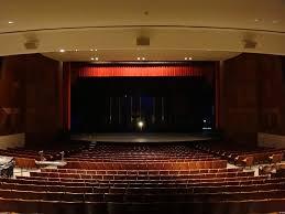 Stage At Eisemann Center Mapio Net