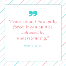 meaning and essay on peace cannot be kept by force it can only be  essay on peace cannot be kept by force it can only be achieved by understanding