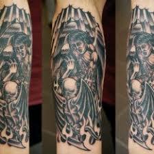 Tetování Andělé Rameno Tetování Tattoo