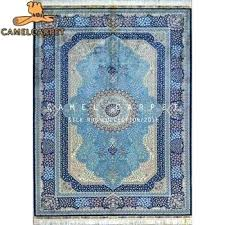 soft blue rug navy natural silk thin rugs light and brown area nice bl