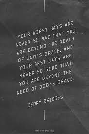 God\'s Grace Quotes