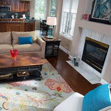 how to choose an area rug brilliant colorful living room rugs