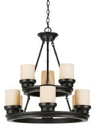 globe lighting chandelier. Amazon.com: Trans Globe Lighting 3369 ROB Chandelier With Frosted Glass Shades, Rubbed Oil Bronze Finished: Home \u0026 Kitchen N