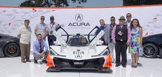 2018 acura arx 05. contemporary arx u201ccar weeku201d in monterey california is kind of a big deal a lot  automotive enthusiasts have heard the pebble beach concours du0027elegance to 2018 acura arx 05