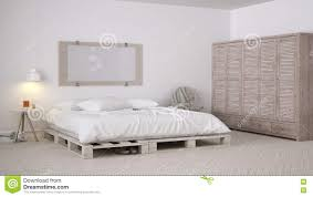 Diy Schlafzimmer Skandinavisches Weißes Eco Schickes Design