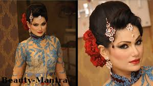 wedding makeup royal enement look plete hairstyle and makeup you