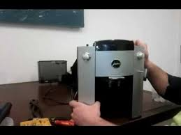 how to fix a jura coffee machine part