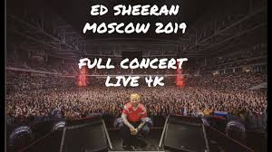 Ed Sheeran Tour Announcements 2019 2020 Notifications