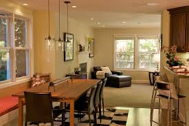 Contemporary Dining Room Pendant Lighting Exterior