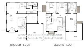 lovely house designs philippines with floor plans and 19 sample