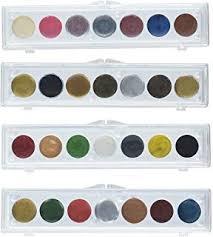Amazon Com Amaco Rub N Buff Wax Metallic Finishes 12 Color