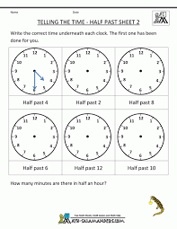 Kids : Grade 2 Math Printable Worksheets Addition Telling Time ...